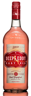 Deep Eddy Vodka Ruby Red 750ml
